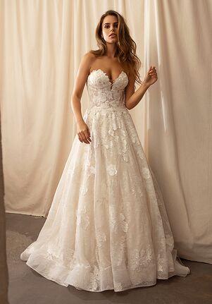 Louvienne Ariana Ball Gown Wedding Dress