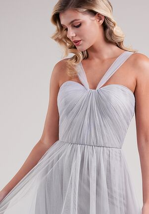 Belsoie Bridesmaids by Jasmine L224004 Halter Bridesmaid Dress