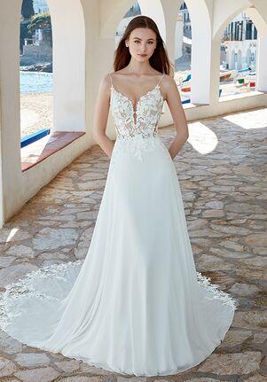Love by Enzoani Amina A-Line Wedding Dress