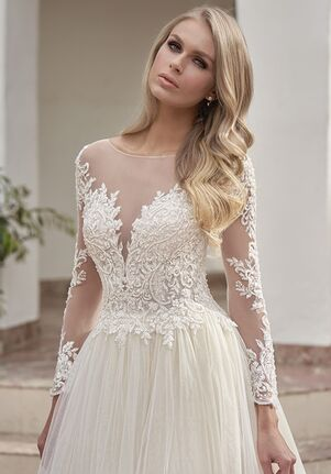 Jasmine Couture T202061 Ball Gown Wedding Dress