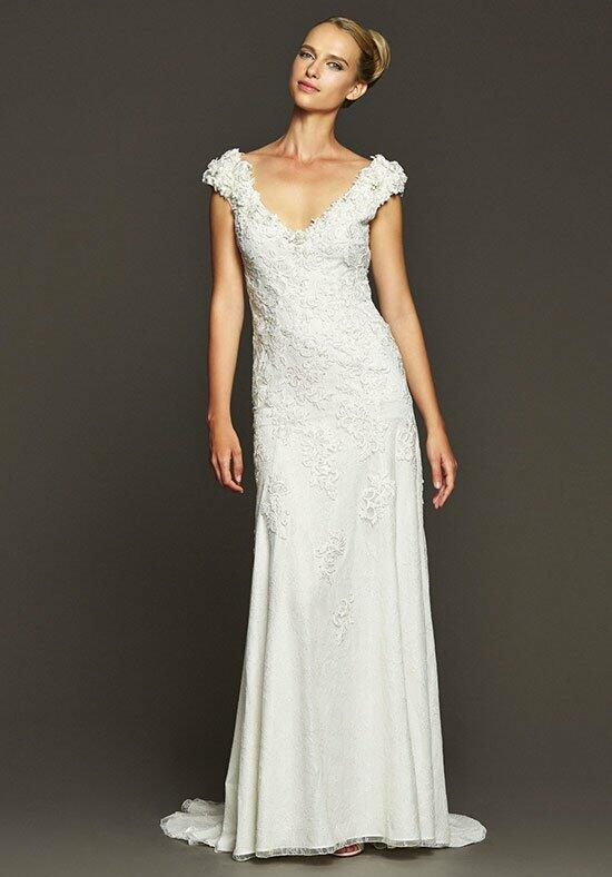 Badgley Mischka Bride Swanson Wedding Dress photo