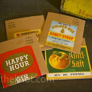 Vintage CD Favors