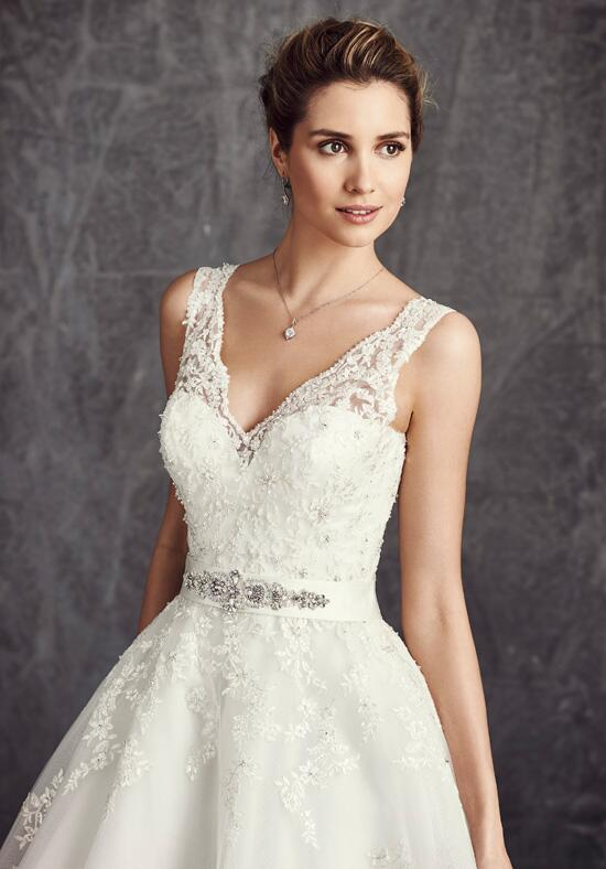 Kenneth Winston: Ella Rosa Collection BE279 Wedding Dress photo