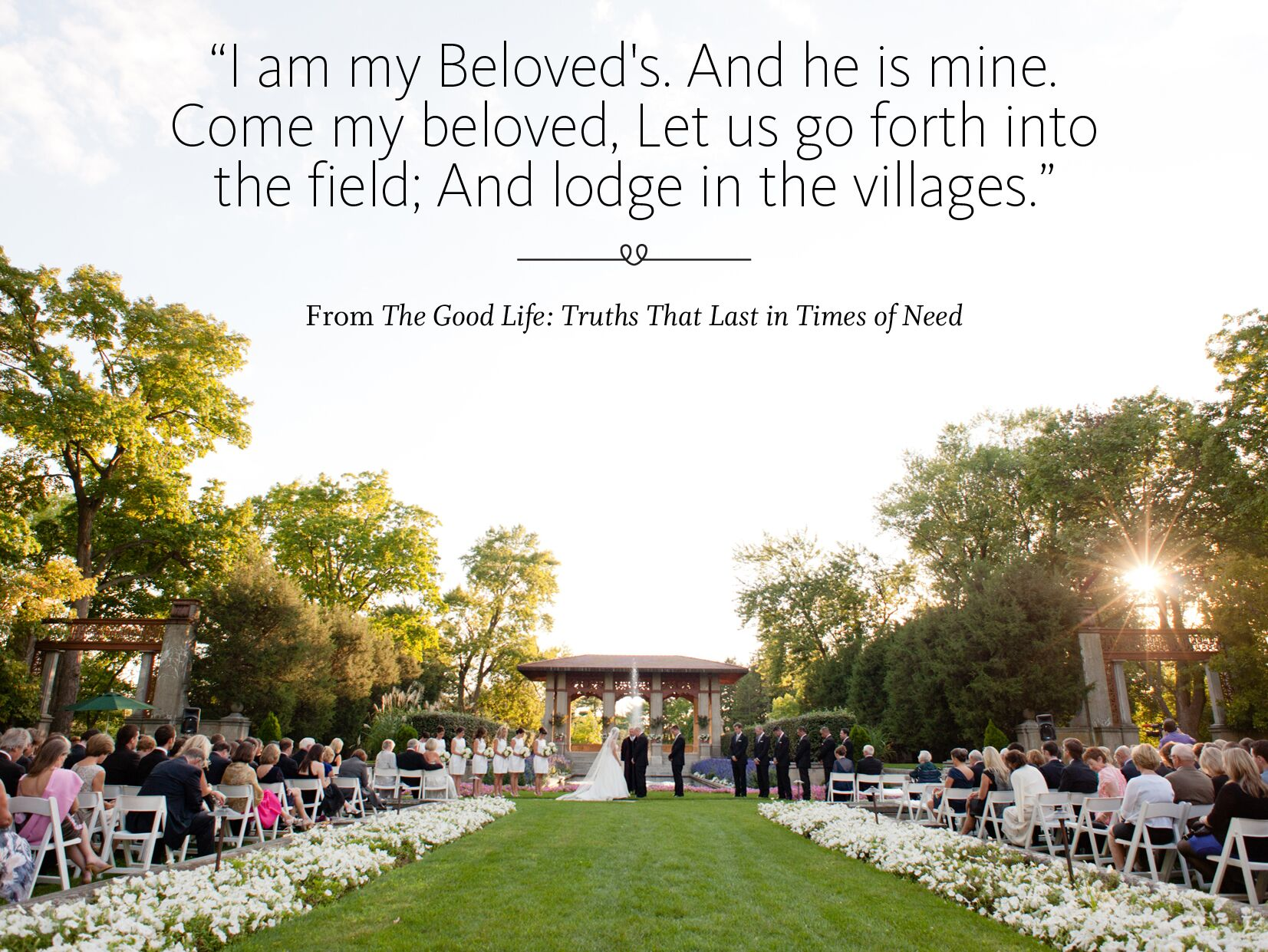 45 Wedding Readings For Your Ceremony