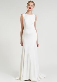 Jenny by Jenny Yoo Gwen Sheath Wedding Dress