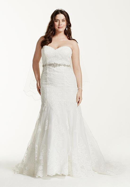 David's Bridal David's Bridal Collection Style 9V3680 Wedding Dress photo