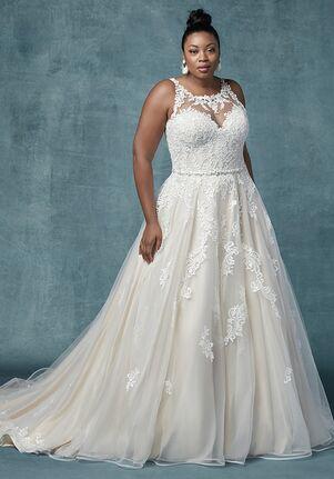 Maggie Sottero SHELISSA LYNETTE A-Line Wedding Dress