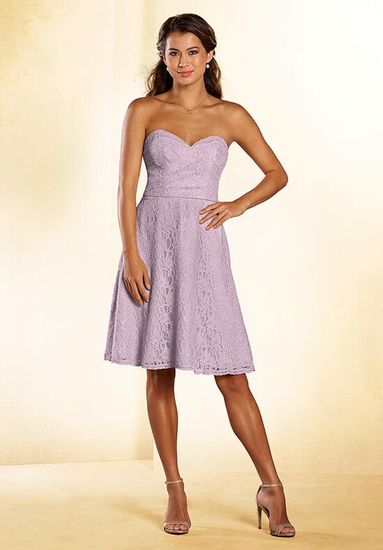 Alfred Angelo Disney Royal Maidens Collection 538 Bridesmaid Dress photo