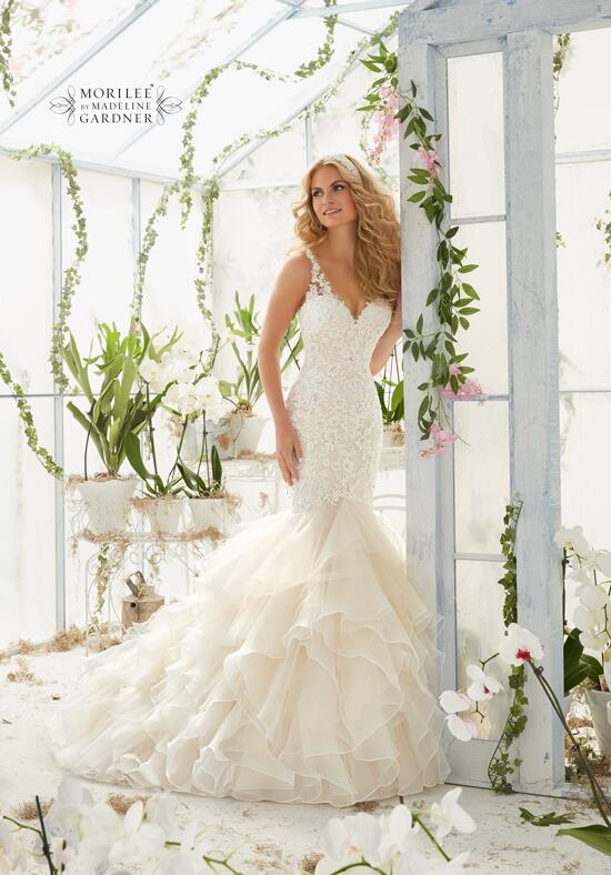 Mori Lee by Madeline Gardner 2819 Wedding Dress photo