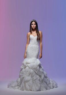 Lazaro Stephanie/32014 Mermaid Wedding Dress
