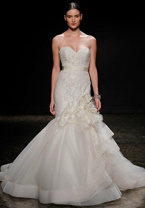 Lazaro 3415 Wedding Dress photo