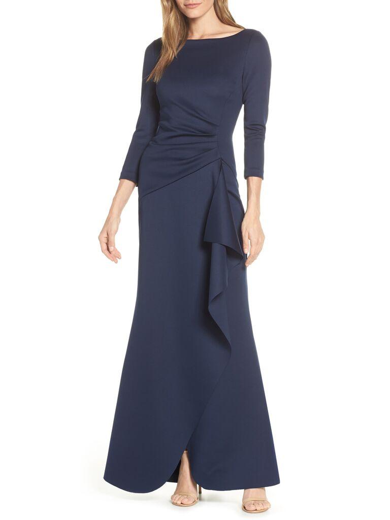 Eliza J gown