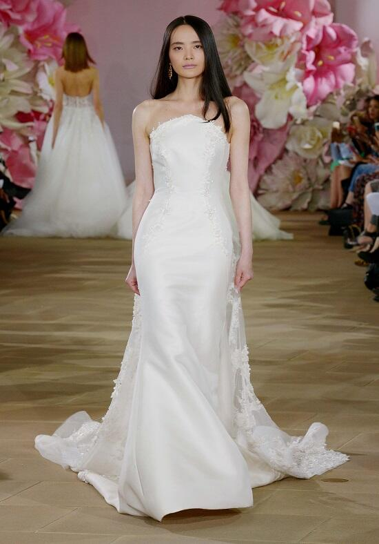 Ines Di Santo Tender Wedding Dress photo