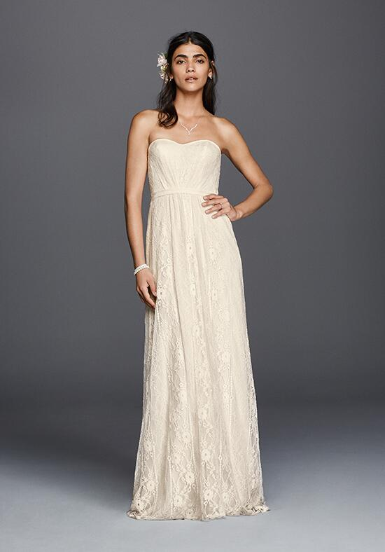 David's Bridal Galina Style WG3782 Wedding Dress photo