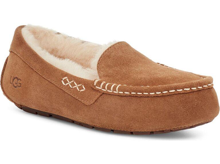 UGG slipper wool seventh anniversary gift