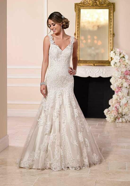 Stella York 6103 Wedding Dress photo