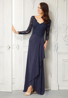 MGNY 72418 Mother Of The Bride Dress