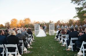 The Oaks Waterfront Inn Ceremony Venue