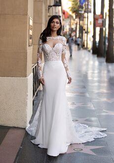 PRONOVIAS MONROE Mermaid Wedding Dress