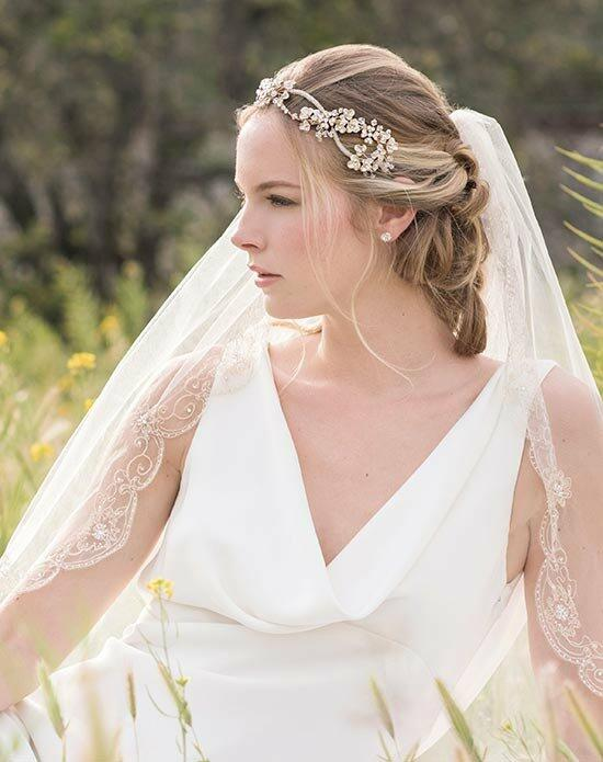Bel Aire Bridal 6465 Wedding Headbands photo