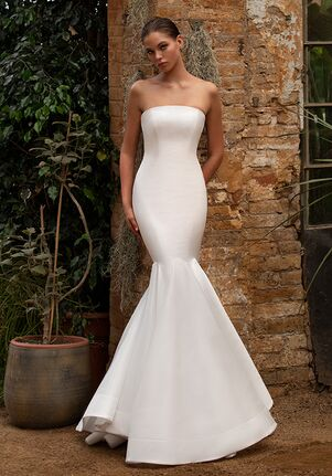 ZAC POSEN FOR WHITE ONE REESE Mermaid Wedding Dress