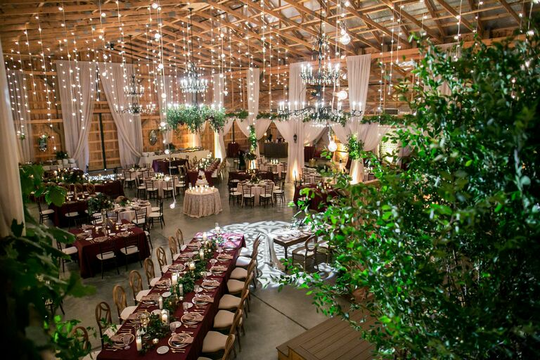 Wedding venue in Murfreesboro, Tennessee.