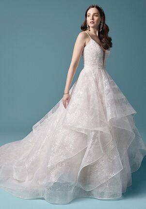 Maggie Sottero Tavi A-Line Wedding Dress
