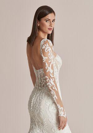 Justin Alexander Cain Wedding Dress