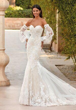 Demetrios 1091 Mermaid Wedding Dress