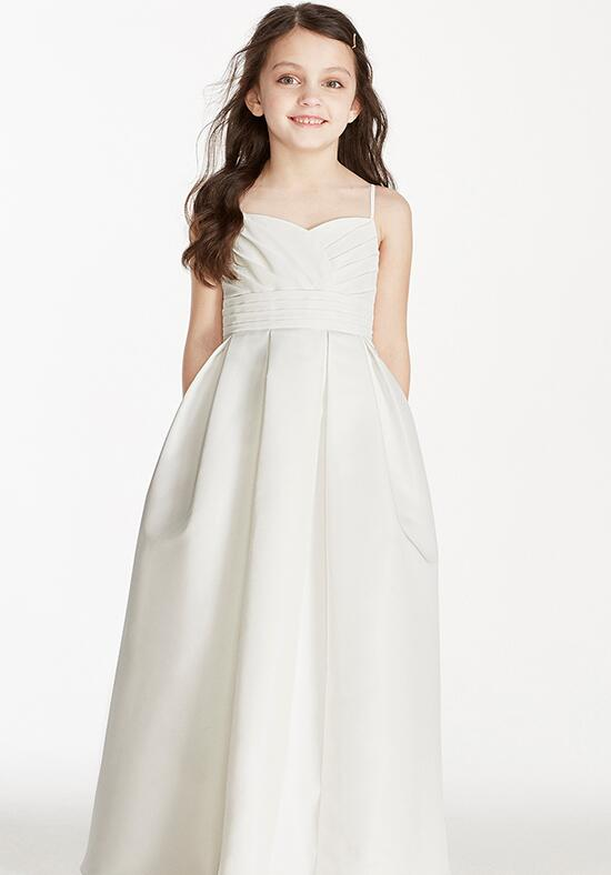 David's Bridal Juniors FG3707 Flower Girl Dress photo