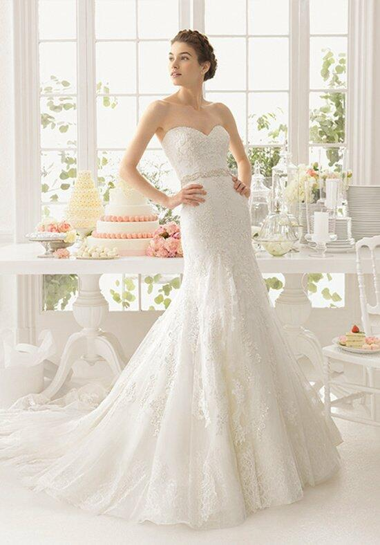 Aire Barcelona ALPES Wedding Dress photo