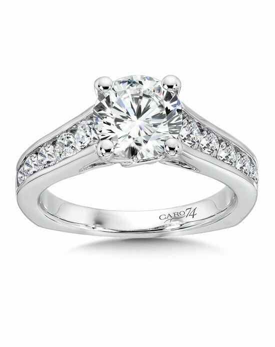 Caro 74 CR550W Engagement Ring photo