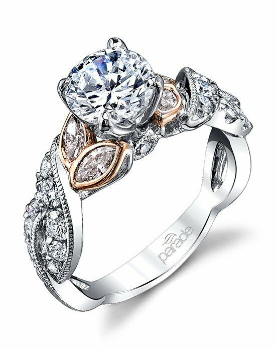 Parade Design Style R3519 from the Lyria® Collection Engagement Ring photo