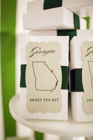 DIY Sweet Tea Favor