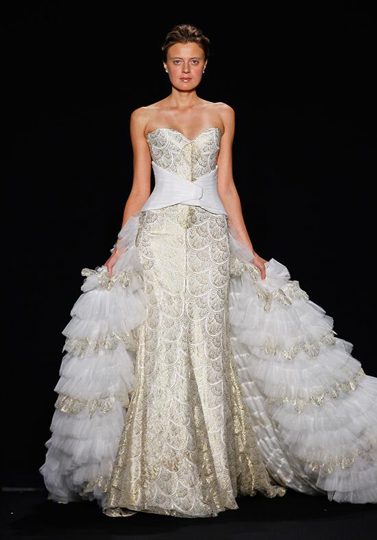 Mark Zunino for Kleinfeld 159 Wedding Dress photo