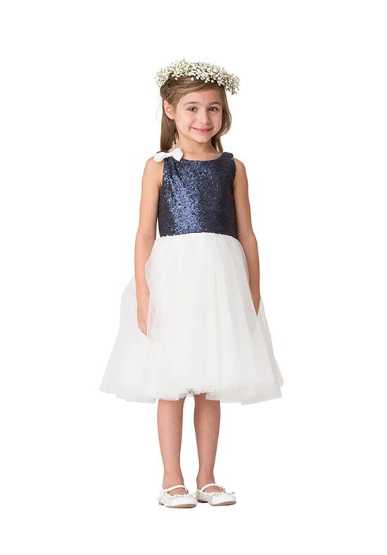 Bari Jay Flower Girls F5616 Flower Girl Dress photo