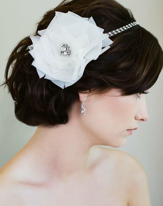 Sara Gabriel Dolores Headband Wedding Headbands photo