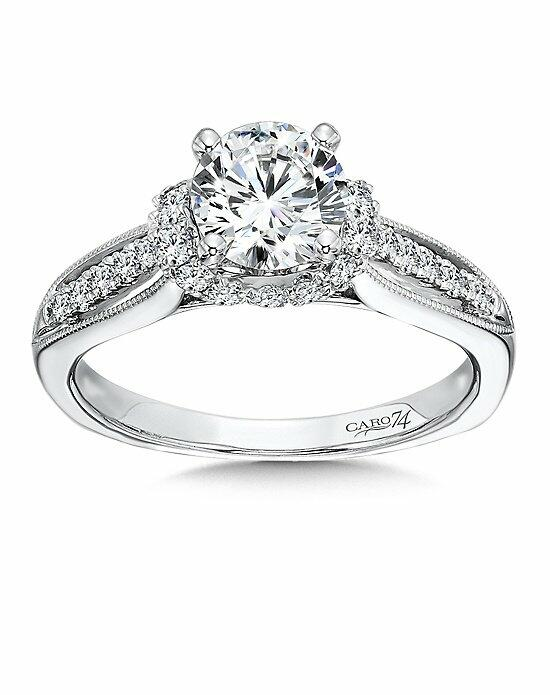 Caro 74 CR369W Engagement Ring photo
