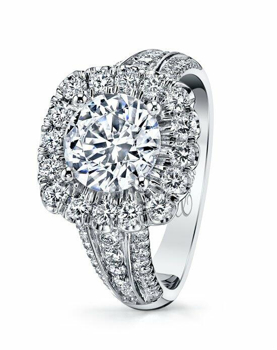 Coast Diamond Charisma Collection - LC10072 Engagement Ring photo