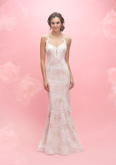 Allure Romance 3060 Sheath Wedding Dress
