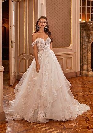Val Stefani VIOLETTA A-Line Wedding Dress