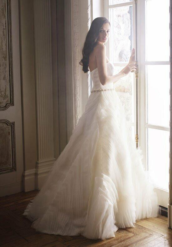 Badgley Mischka Bride Ava Wedding Dress photo
