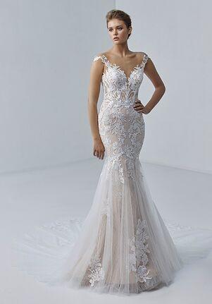 ÉTOILE STÉPHANIE Mermaid Wedding Dress