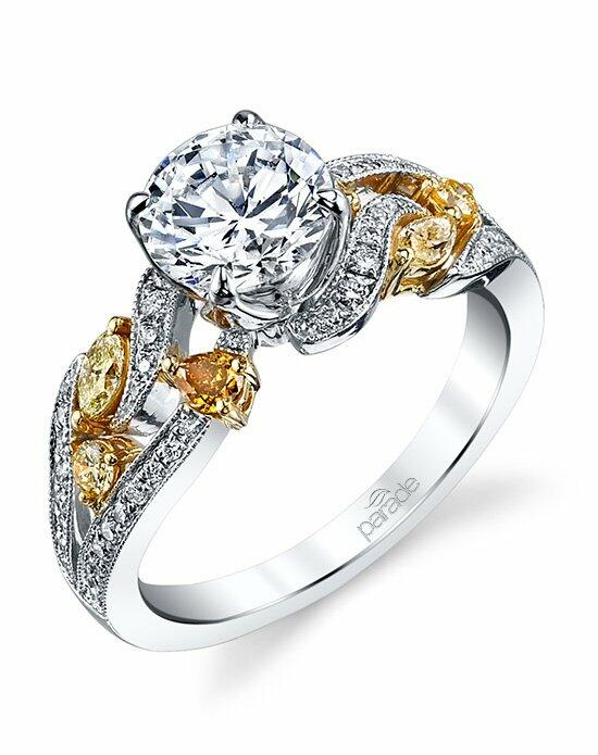 Parade Design R3383 from The Reverie Bridal Collection Engagement Ring photo