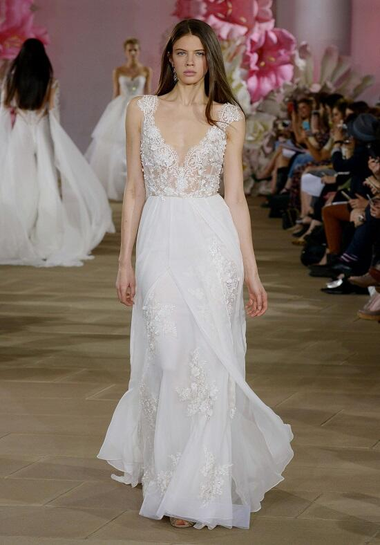 Ines di santo sunlit wedding dress the knot for Ines di santo wedding dresses prices