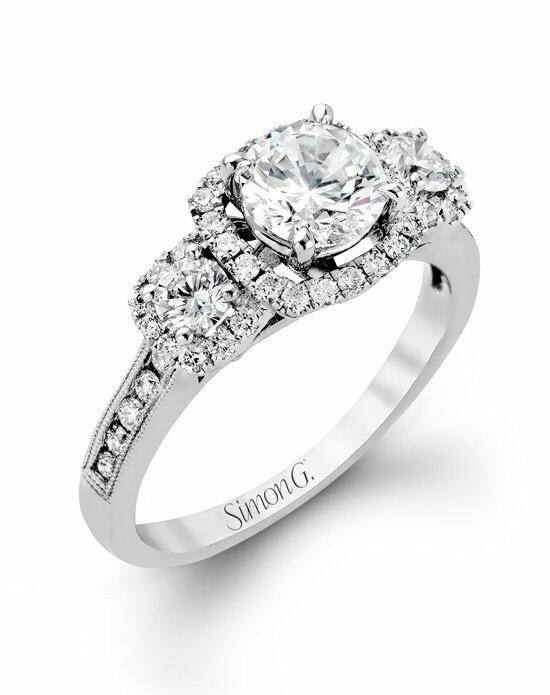 Simon G. Jewelry NR464 Engagement Ring photo