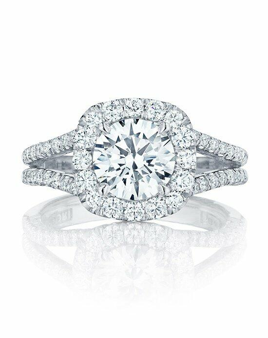 Tacori HT 2548 CU 7.5 Engagement Ring photo