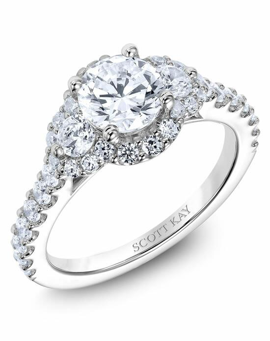 Scott Kay M2526R510 Engagement Ring photo
