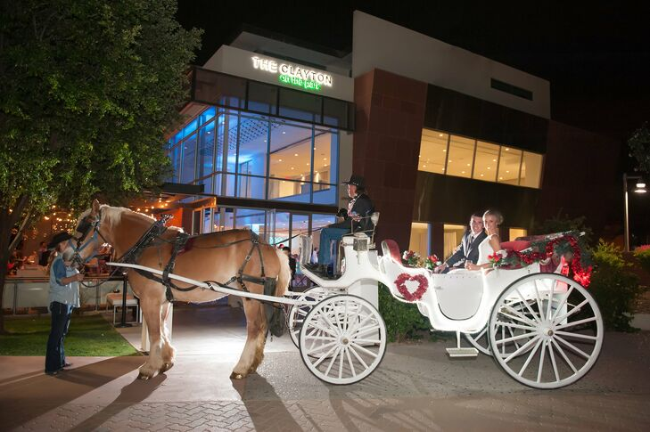 Horse and Carriage Reception Exit