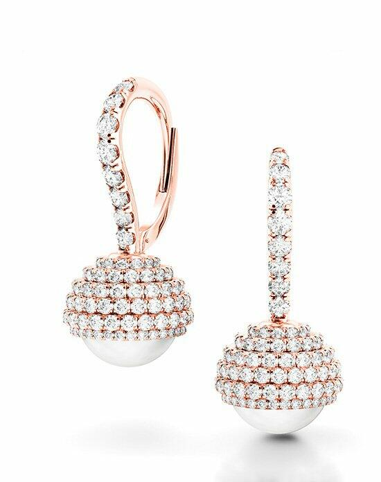 Danhov Fine Jewelry Trenta-TRH100 Wedding Earrings photo